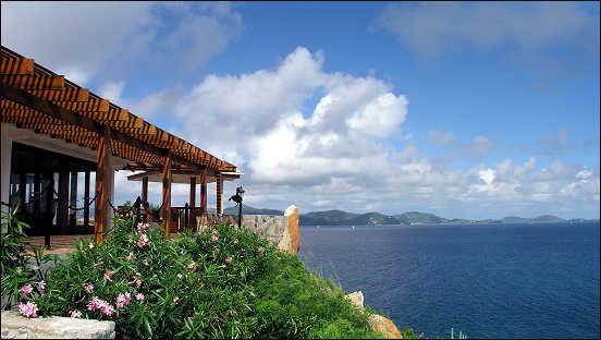 Peter Island Crows Nest Luxury Villa