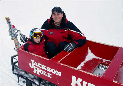 kid interior ski : Jackson Hole Ski School - Kid's Ranch