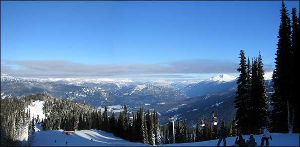 Ski Trip To Whistler And Vancouver