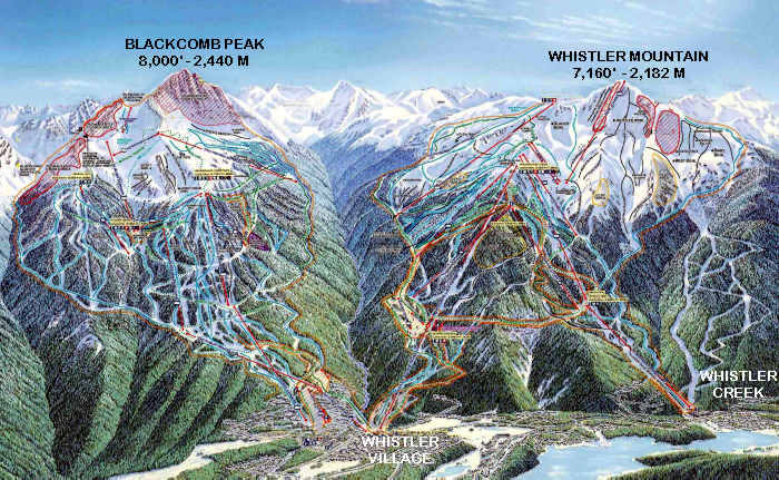 Whistler / Blackcomb Ski Resort